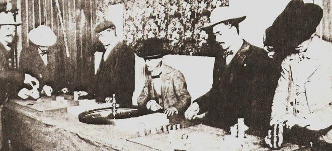 Roulette geschiedenis